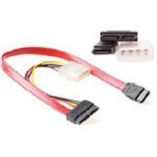 ACT SATA Slimline data/power cable 6+7 pin