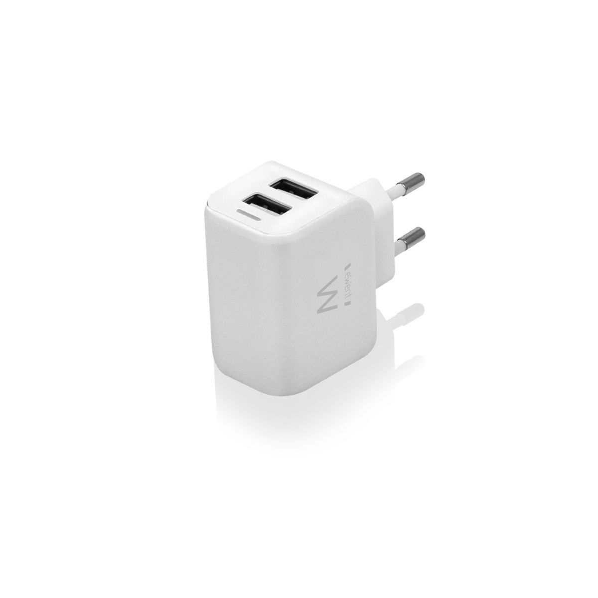 ewent ew1232 usb lader smart ic 2xusb 24a