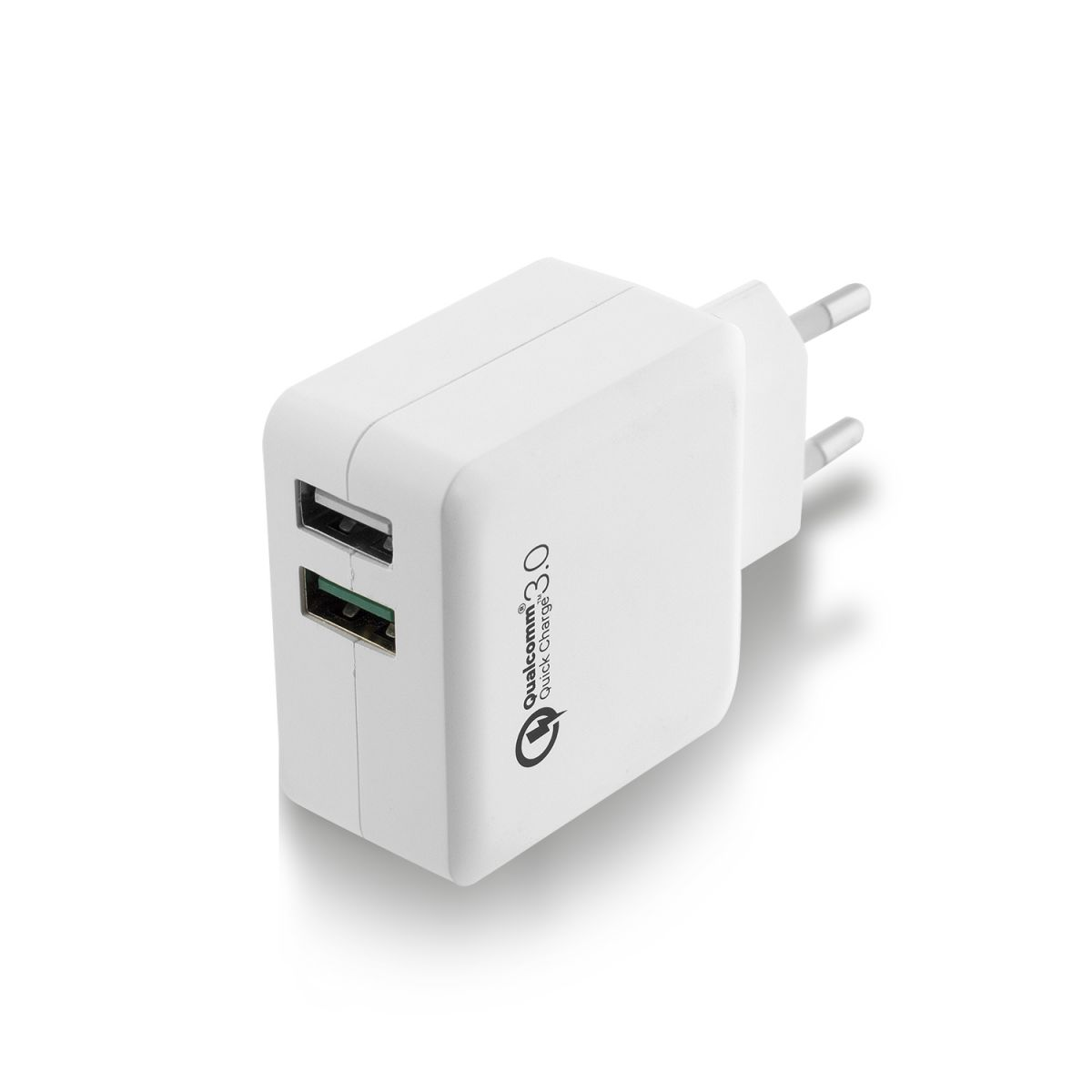 ewent ew1233 usb lader quick charge 30 2xusb 4a