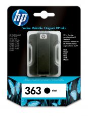 HP 363 inktcartridge zwart