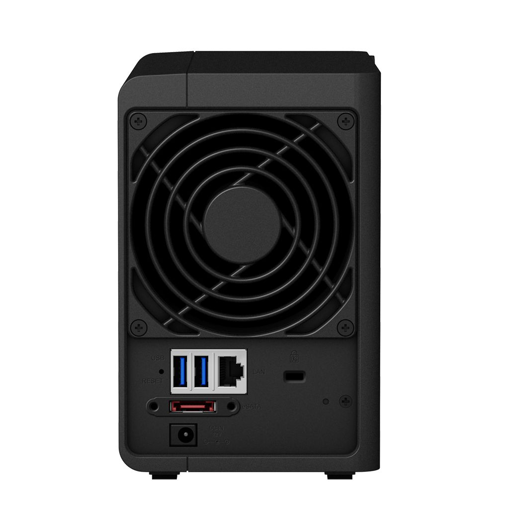 synology ds218 diskstation gblan nas 2bay