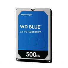 "WD Blue WD5000LPCX 500 GB 5400 rpm 2.5"" SATA3"