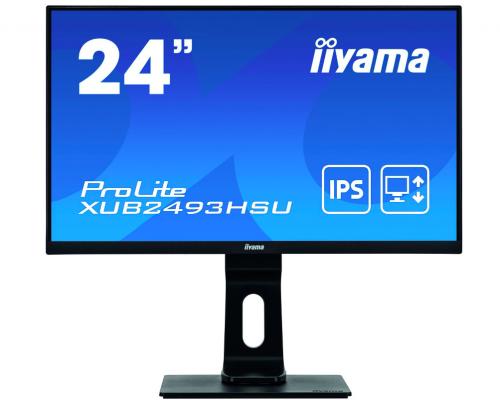 """iiyama XUB2493HSU 24"""" Monitor"""